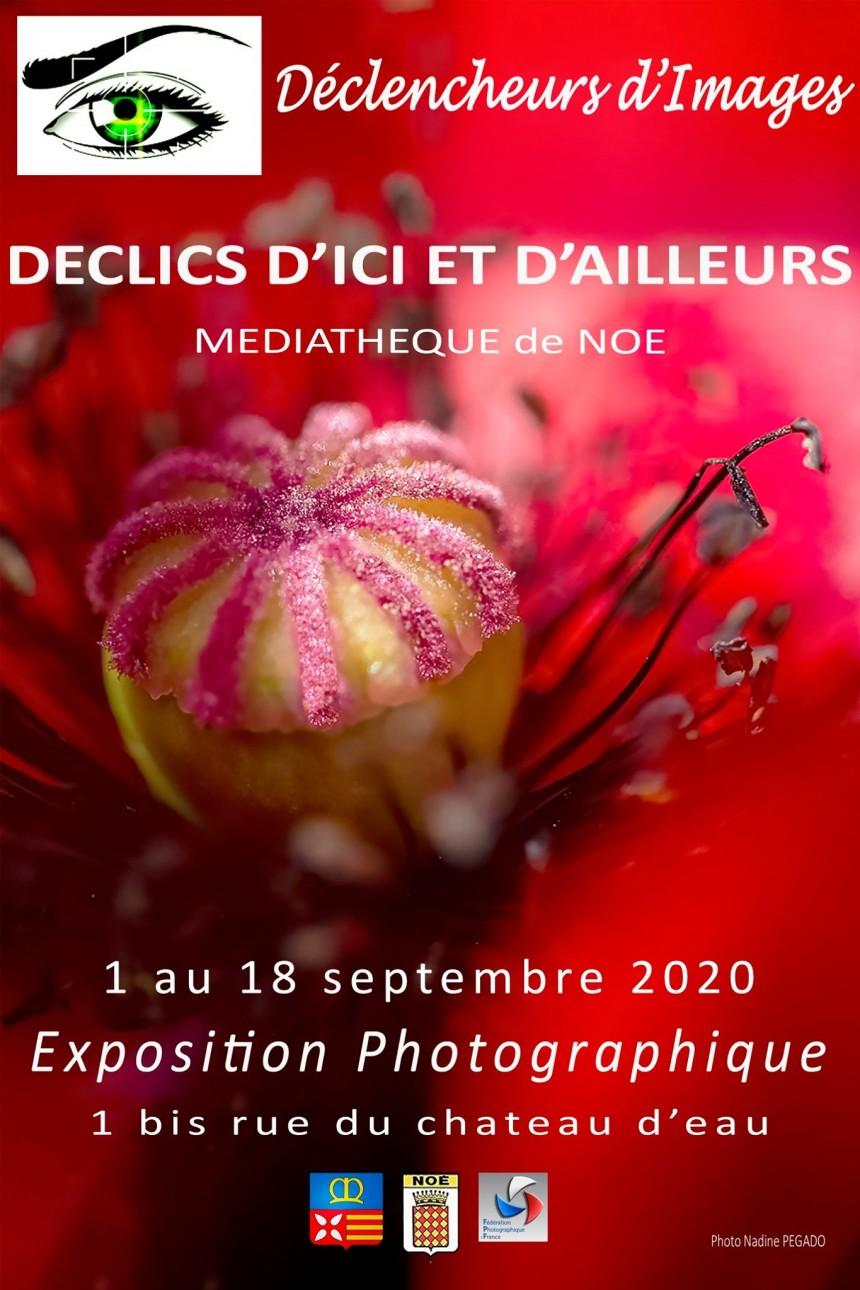 """Expo """" Déclics d'ici et d'ailleurs """""""