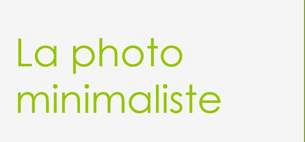 """Photo de notre exposition """" Le minimalisme """""""
